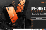 Supcase iPhone 12 Giveaway
