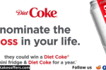 Diet Coke National Boss's Day Sweepstakes