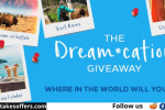 Hilton Honors $25000 Dream-cation Giveaway