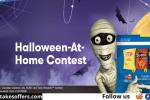 Tasty Rewards Hallowen At Home Contest