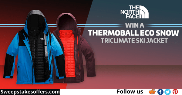 Skis The North Face Giveaway