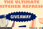 Taste Cooking Ultimate Kitchen Refresh Sweepstakes