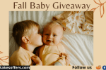 GoumiKids Fall Baby Giveaway