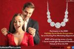 ASHI Diamonds Holiday Sweepstakes