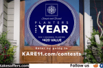 KARE 11 Planters for a Year Contest