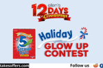 Ellentube 5 Second Holiday Glow Up Contest