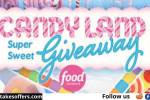 Food Network Candy Land Super Sweet Giveaway
