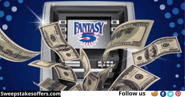 Fantasy5Giveaway.com