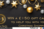House of Spells Christmas Sweepstakes