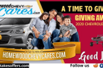 Homewood Chevy Christmas Car Giveaway
