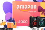 Iobit $1000 Amazon Gift Card Giveaway