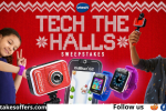 VTech Tech The Halls Sweepstakes