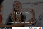 Sterling Vineyards Holiday Sweepstakes