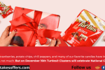 Demets Chocolate Covered Anything Day Giveaway