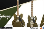 Adventure Time Gibson Instrument Sweepstakes