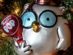 Tootsie Roll Mr Owl Holiday Ornament Giveaway