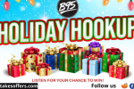 B95 Holiday Hook Up Sweepstakes