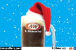 A&W 30 Days of Giveaways