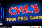 Owlkids Fave Flick Contest
