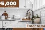 Kitchen Magic $5000 Giveaway