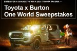 Burton Toyota Sweepstakes