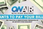 Ryan Seacrest Pays Your Bills Giveaway