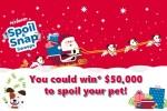PetSmart Spoil & Snap Sweepstakes