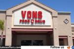 Take Vons Survey