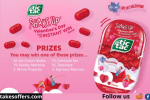 Tic Tac Shake Up Valentine's Day Instant Win Game