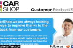 Car Shop Customer Feedback Survey
