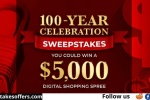 Master Lock 100-Year Celebration Instant Win Game