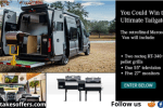 Fox Sports Radio Ultimate Tailgate Rig Sweepstakes