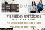 Shady Brook Farms Reset Sweepstakes