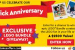 Joann Fabric Lego Bundle Giveaway