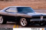 Restomods 1969 Dodge Charger Sweepstakes