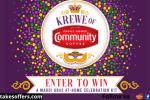 Community Coffee Krewe of Community Sweepstakes