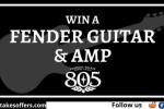 Firestone Walker 805 Fender Guitar Giveaway