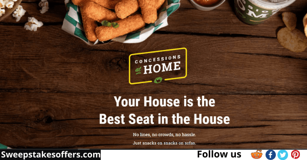 FarmRich Concessions at Home Sweepstakes