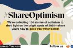 Hush Puppies Share Optimism Contest