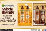 Whole Blends Sulfate Free Remedy Sweepstakes