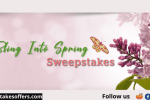 Quacker Factory Bling Into Spring Sweepstakes