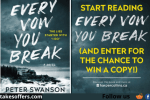 HarperCollins Every Vow You Break Contest