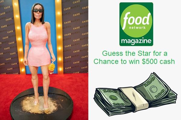 Food Network Magazine Cakealikes Contest