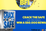 Butterfinger Crack the Safe Instant Win Game