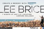Lee Brice Diamond Resorts Sweepstakes