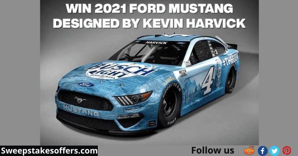 Busch.com/Mustang2021
