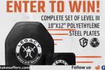 Bulletproof Zone Legacy Giveaway