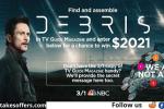 NBC Debris Sweepstakes 2021