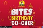 Sun-Maid Bites Birthday Do Over Sweepstakes