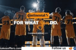 Continental Tire Slam Dunk Sweepstakes